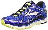 Brooks Adrenaline GTS 17, Zapatillas de Gimnasia para Hombre, Azul (Electric...