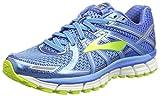 Brooks Adrenaline GTS 17, Zapatillas de Gimnasia para Mujer, Azul (Azure Palace...