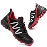 Zapatillas Trail Running Hombre Impermeables Zapatillas Trekking Hombre Zapatos...