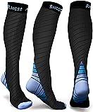 Rwest X Medias de Compresion Mujer y Hombre, Calcetines de compresión para...