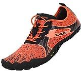 SAGUARO Barefoot Zapatos de Trail Running Hombre Mujer Minimalistas Escarpines...
