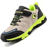 Unitysow Zapatos de Niños Zapatillas de Senderismo Botas de Montaña...
