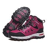 Zapatillas Trekking Hombre Mujer Trail Running Antideslizantes Zapatos de...