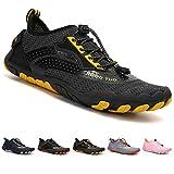 Zapatillas de Trail Running Minimalistas Zapatos Barefoot Agua Antideslizante...