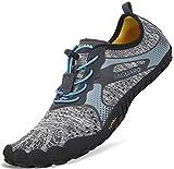 Barefoot Zapatos Descalzos Zapatillas Minimalistas de Trail Running para Hombre...