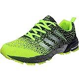 Wealsex Zapatos para Correr En Montaña Asfalto Aire Libre Deportes Zapatillas...