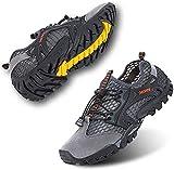 Rokiemen Zapatillas de Trekking para Hombres Sandalias Deportivas al Aire Libre...