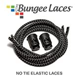 Speedlaces iBungee -, Color Negro, Talla 22 Inch