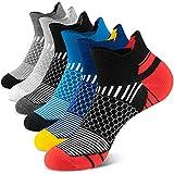 Onmaita Calcetines deportivos para hombres y mujeres, 6 pares de calcetines...