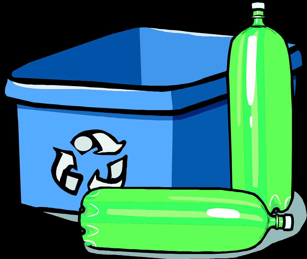 Botellas biodegradables