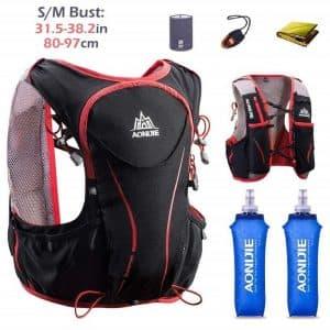 porta botellas para mochilas ultra trail