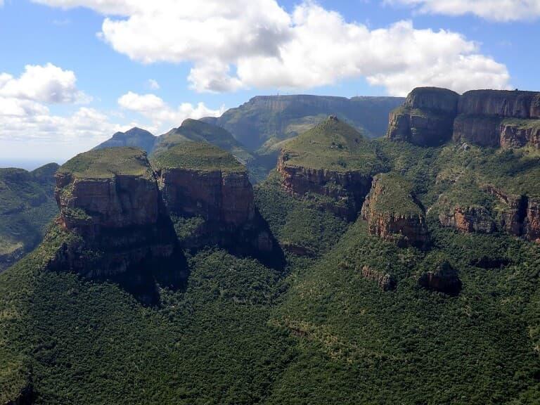Drakensberg Traverse Sudáfrica