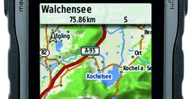 GPS Senderismo Trekking Montaña
