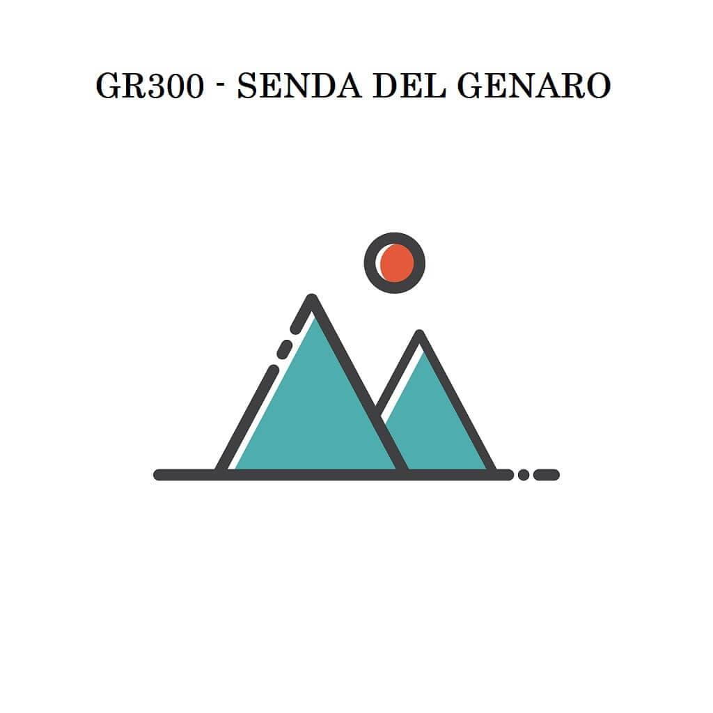 GR300 Senda del Genaro
