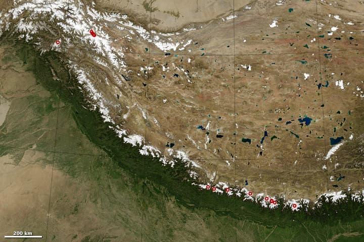 Himalaya y Karakórum
