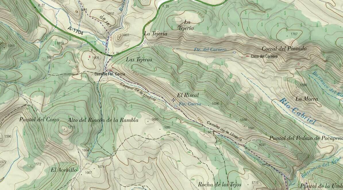 Dónde nace el río Tajo