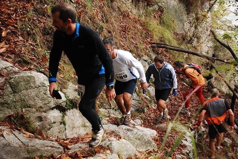 Subida Trail Running