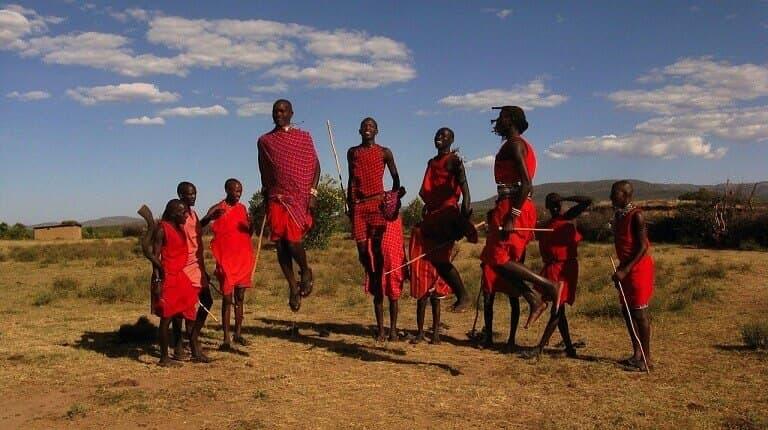 Tribu Maasai