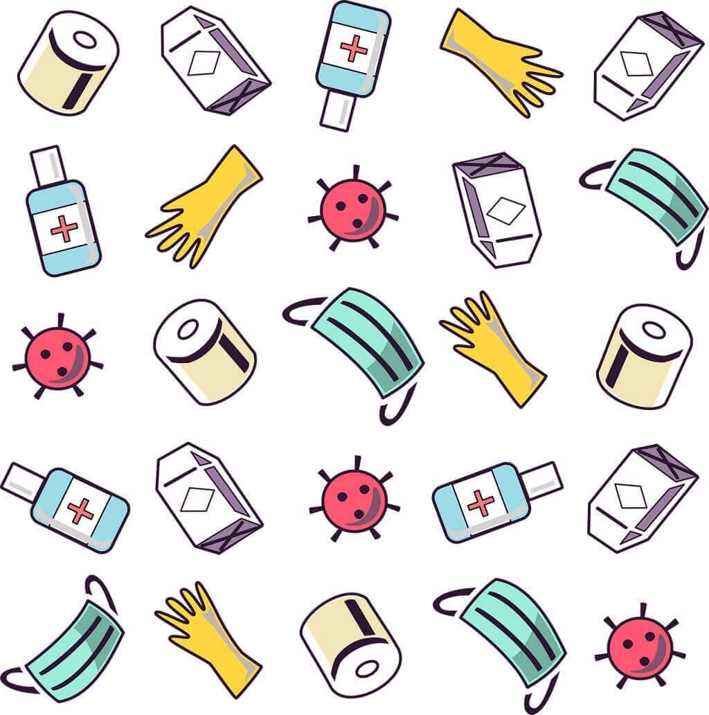 Usar toallitas desinfectantes correctamente