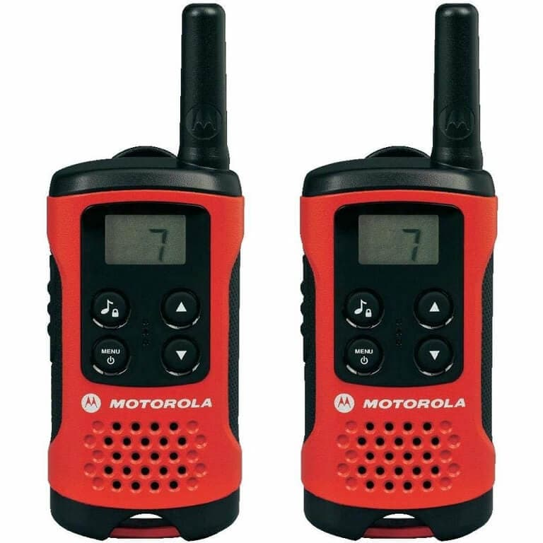 Walkie Talkies Senderismo