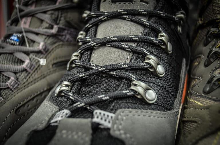 Formas de atar cordones de botas