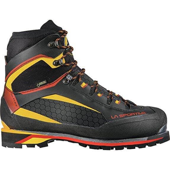 Cómo elegir botas de alpinismo