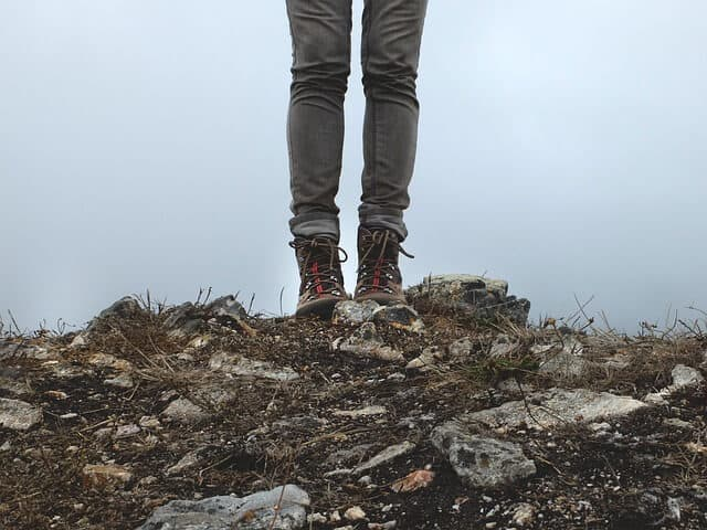 Calzado trekking