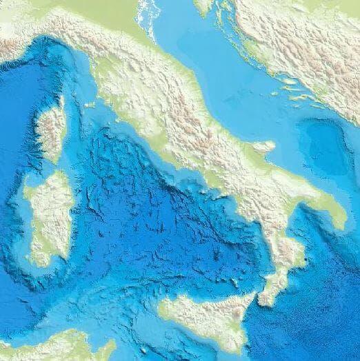 Cordillera de los Apeninos