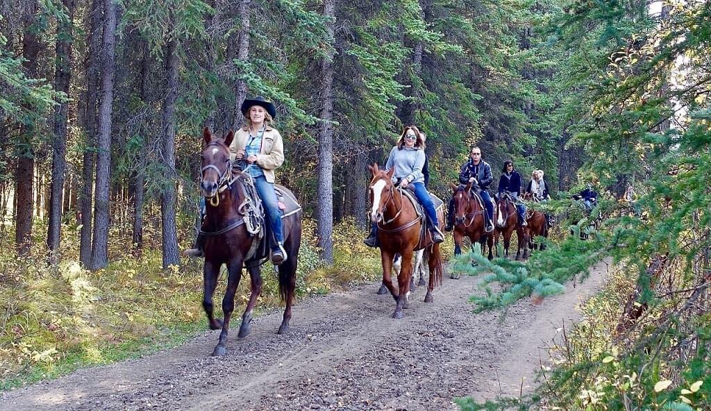 Mejores rutas para montar a caballo en Andalucía