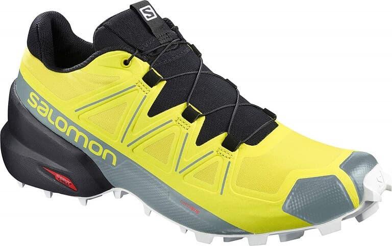 Salomon Speedcross 5 Amarillas
