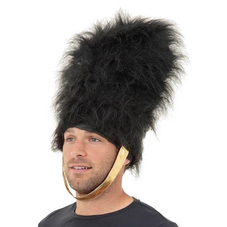 Sombrero Estilo Piel de Oso