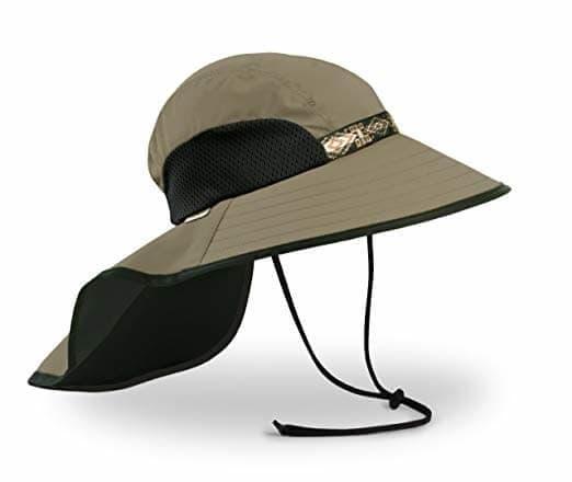 Sombrero Senderismo Mujer