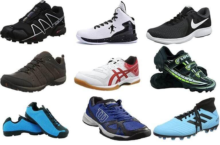 Tipos de Zapatillas de Deporte