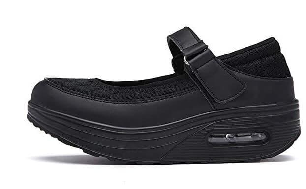 tipos de calzado deportivo
